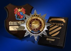 Coats of arms, souvenir rewards, plaque is a small souvenir, coat of arms or sign, with representing symbolism of organization.